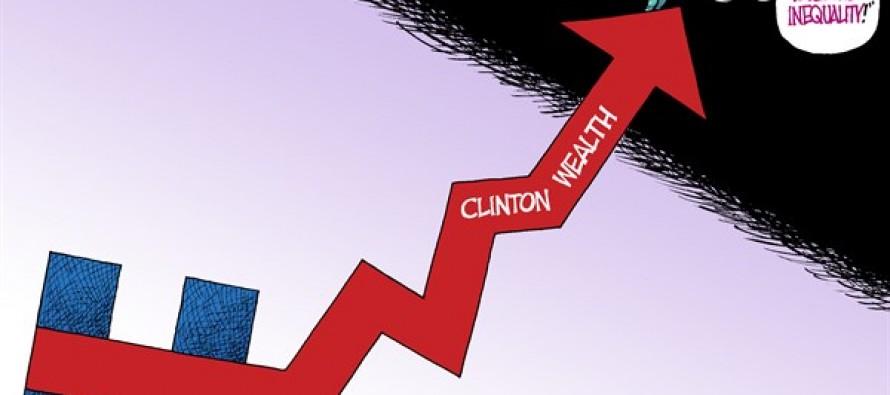 Hillary Logo (Cartoon)