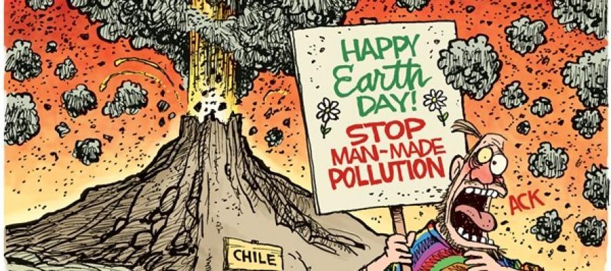 Earth Day 2015 (Cartoon)