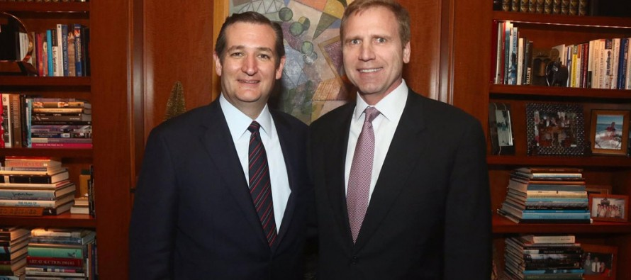 PREDICTABLE: Gay Businessman Who Hosted Reception for Ted Cruz Now Faces Boycotts