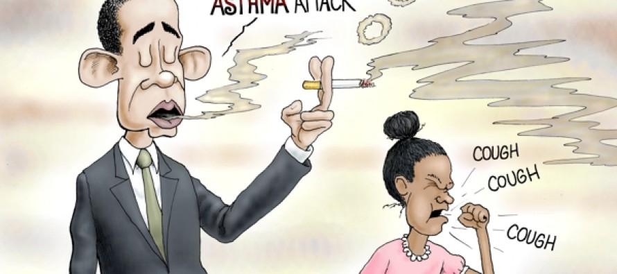 Blowing Smoke (Cartoon)