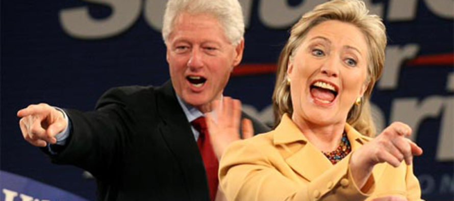 NEW CLINTON FOUNDATION SCANDAL – Hillary is 100% Corrupt