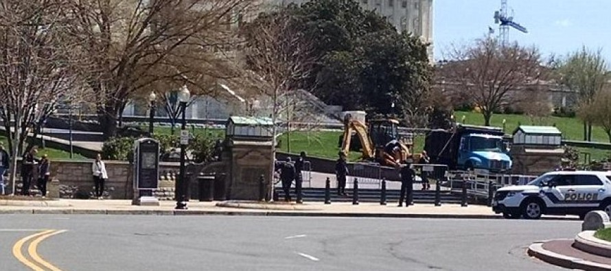 SUICIDE AT THE CAPITOL – Man was carrying 'Tax the 1%' sign
