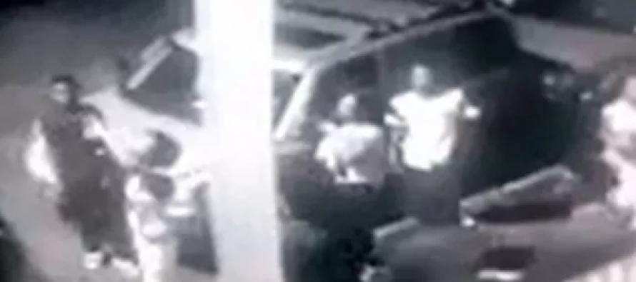 Charleston mob goes on rampage through City.