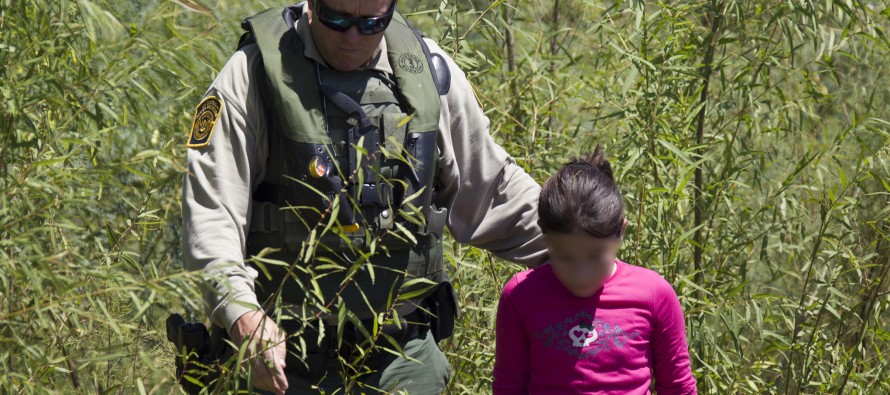 Here we go again… Illegal Immigrant Children by the thousands cross the Border.