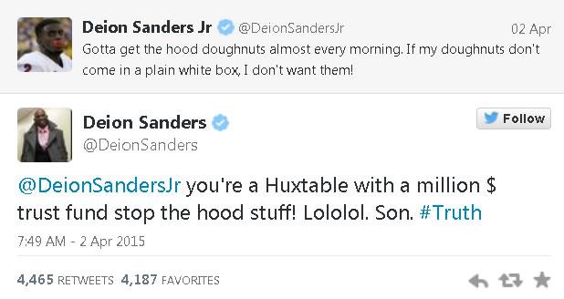Deion Sanders