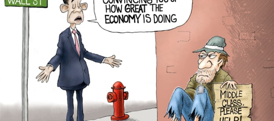 Wall Street to Main Street (Cartoon)