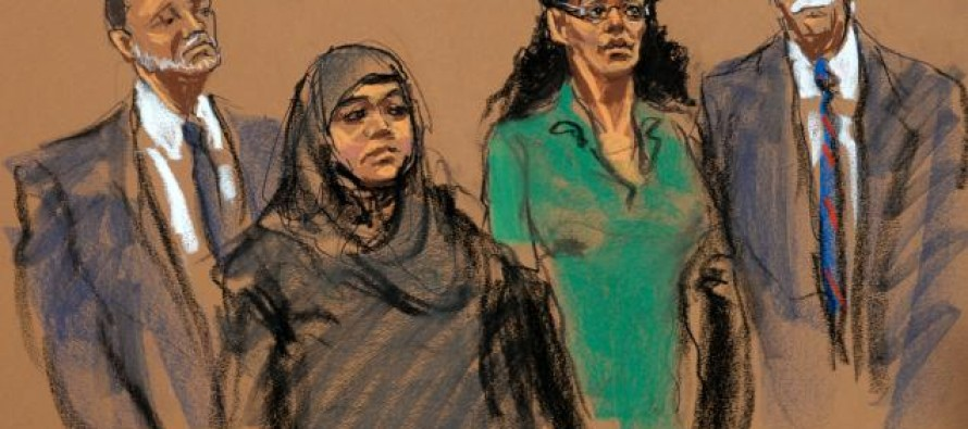 Two ISIS-Inspired Women are Arrested in New York City for Allegedly Trying to Build Bomb (VIDEO)