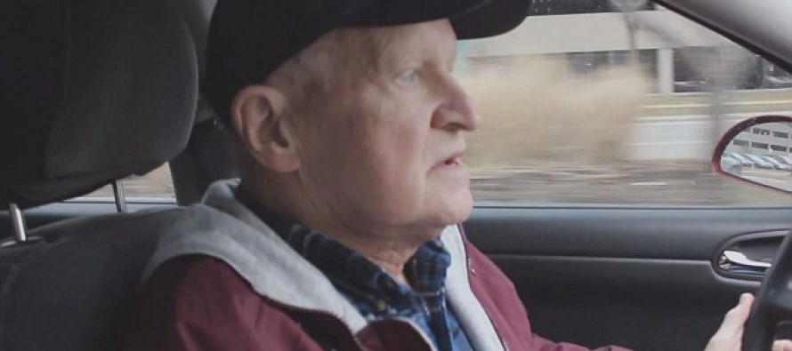 VIDEO: Diagnosed with terminal cancer, grandfather takes job as Uber driver for last 10 weeks to pay off house debt