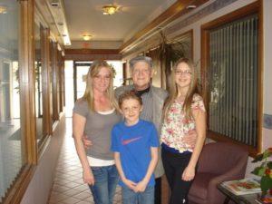 Ken Broskey family