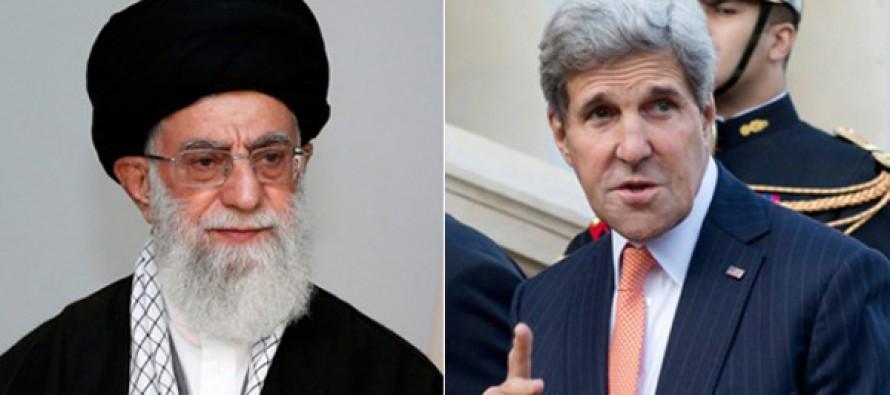 "Report: John Kerry Told Iran He ""Wishes The U.S. Had A Leader"" Like Dictator Ayatollah Khamenei…"