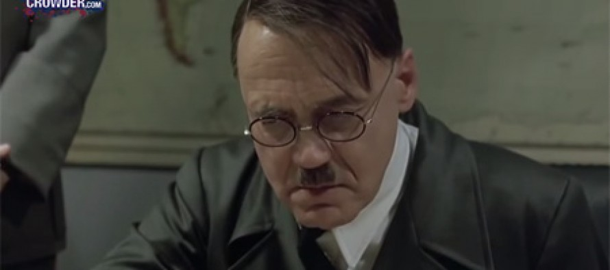 Hitler Reacts To Denied Gay Wedding Cake