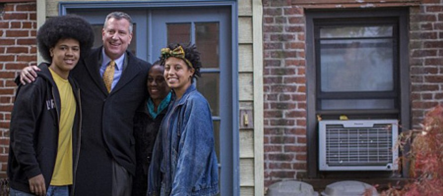 NYC Mayor de Blasio could be forced to take financial aide after son is accepted to Brown and Yale