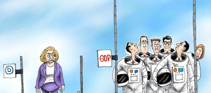 The Right Stuff (Cartoon)