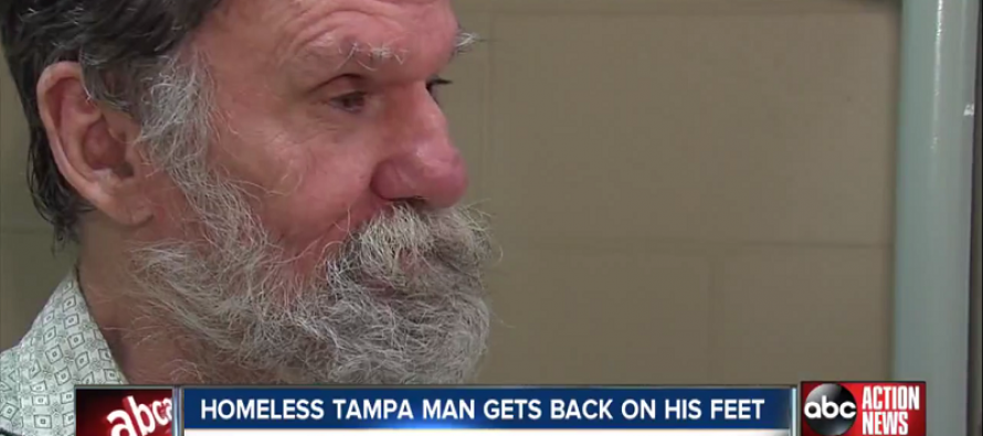 Homeless Man Finds Forgotten Bank Account with Enough Money to Buy a House