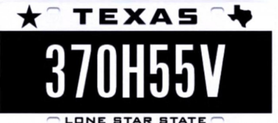 Man Has His License Plates Revoked by the DMV After They Find THIS 'Hidden Message'