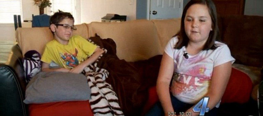 'I Was Terrified, But I Saved His Life':  9 Year-Old Girl Rescues Deaf Brother as He is Attacked by THREE Rottweilers