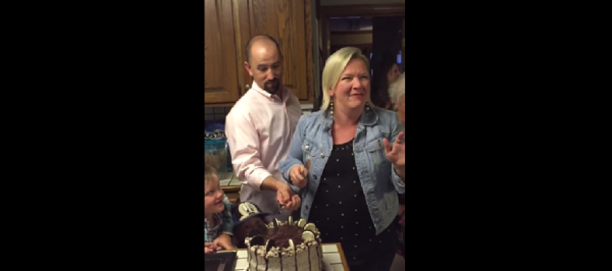 VIDEO: After Having SIX Boys, This Mom-to-Be is in for a Surprise