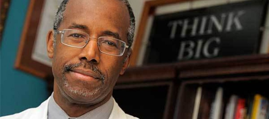 VIDEO: Ben Carson on America: 'As We Abandon God, You Can See That We're Spiraling Downward'