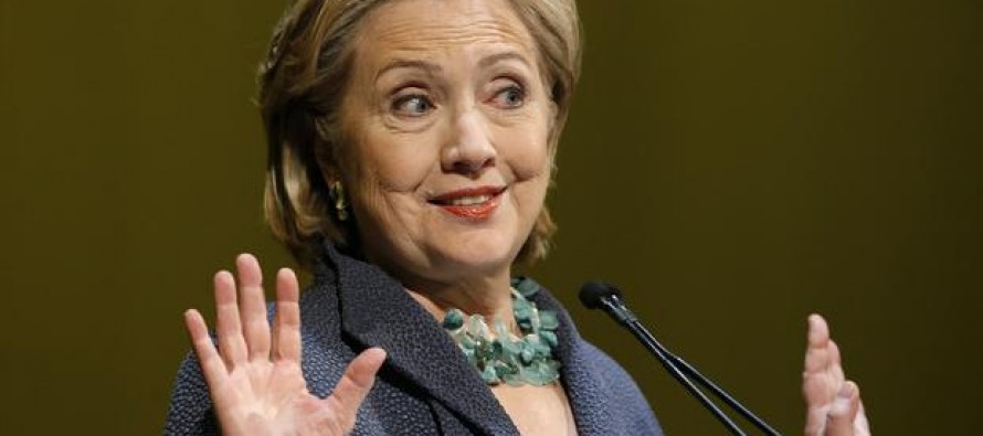 VIDEO: Hillary Clinton is SHOCKED to find out small businesses growth has STALLED under Obama
