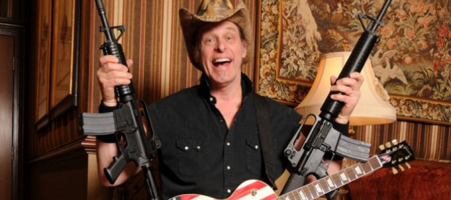 Ted Nugent Speaks the Truth About Racism in America and Liberals Are ENRAGED