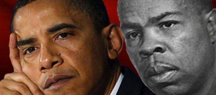 VIDEO: Newly Unearthed Footage Shows Obama Confirming 'Frank' Is Frank Marshall Davis