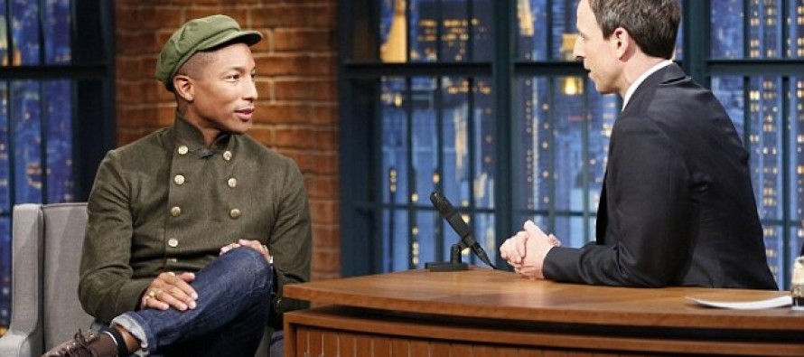 VIDEO: Pharrell Williams Reveals He Was Fired By McDonald's THREE TIMES… Years Before Writing the Company's Famous Jingle