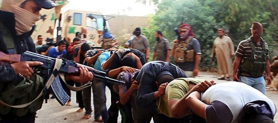 Forensic Teams Begin Excavating 12 Sites In Tikrit Where ISIS Murdered 1,700 Shi'ite Soldiers As They Swept Across Iraq