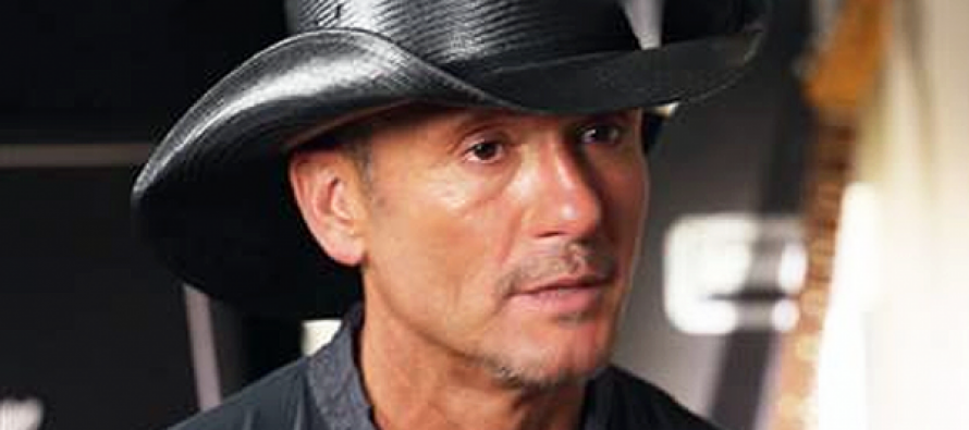 Families of 11 Sandy Hook Victims Distance Themselves from Tim McGraw's Anti-Second Amendment Fundraiser