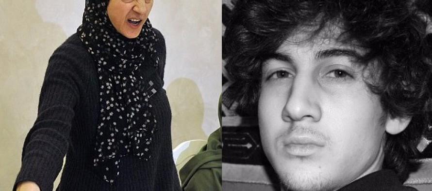 'America Is The Real Terrorist And My Boys Are The Best': Boston Marathon Bombers' Defiant Mother Rails Against Dzhokhar Tsarnaev's Guilty Verdict