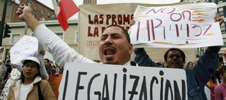 The White House and Soros-Backed Open Borders Group Strategize About Bribing Immigrants To Naturalize Before 2016