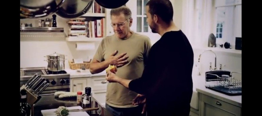 VIDEO: David Blane Pulls a Magic Trick so Creepy Harrison Ford Tells Him to 'Get the F*** Out'
