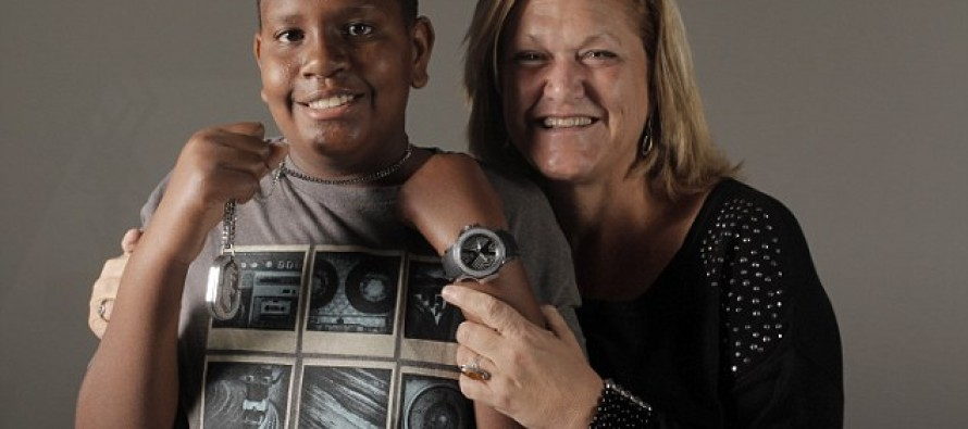 'I Always Thought of Her As Mom': Boy Who Made Touching Plea to be Adopted Finds A Family… With The Caseworker Who Always Loved Him