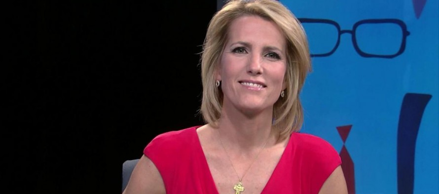Laura Ingraham Says This Is 'Insanity' As Report Shows 3 of 4 Refugees In U.S. Are On Food Stamps