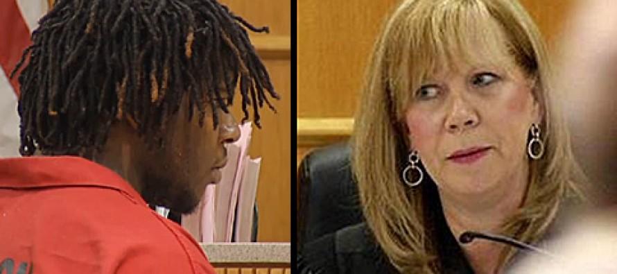 [VIDEO] Judge's Fiery Message for Tough-Talking Gangbanger Shut Him Up for Good