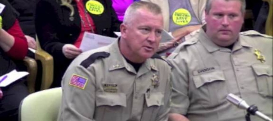 [VIDEO] Oregon Sheriffs Tell The Gun Grabbers To Shove It