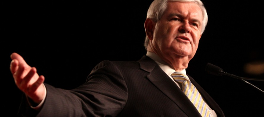 Gingrich: Hillary Would Be Indicted if She Was Anybody Else
