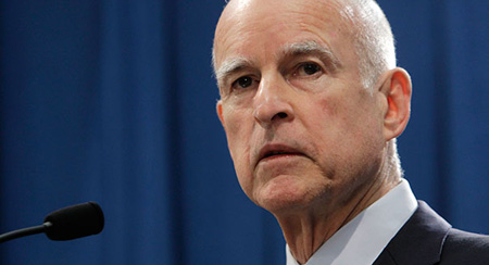 California Governor Cancer