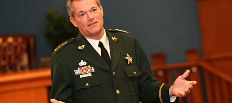 WATCH: This Sheriff's Comments About the 'Black Thug Culture' Have Al Sharpton ENRAGED