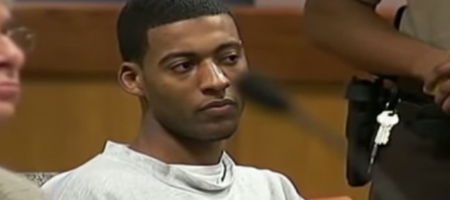 VIDEO: A Violent Thug Curses at About to Hand Down His Sentence – And Instantly Regrets It