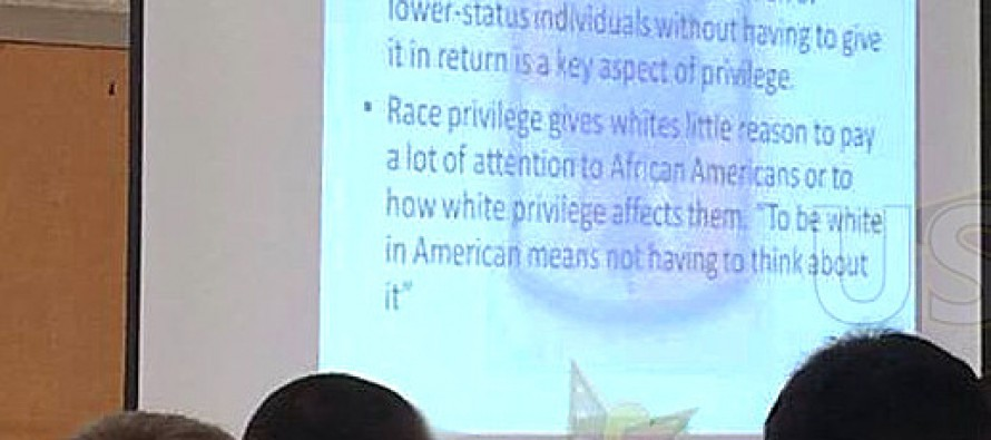 Army Soldiers Made to Sit Through 'White Privilege' Presentation – And the Backlash Isn't Pretty