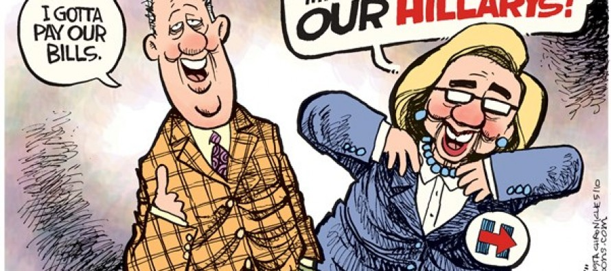 Clinton Bills (Cartoon)