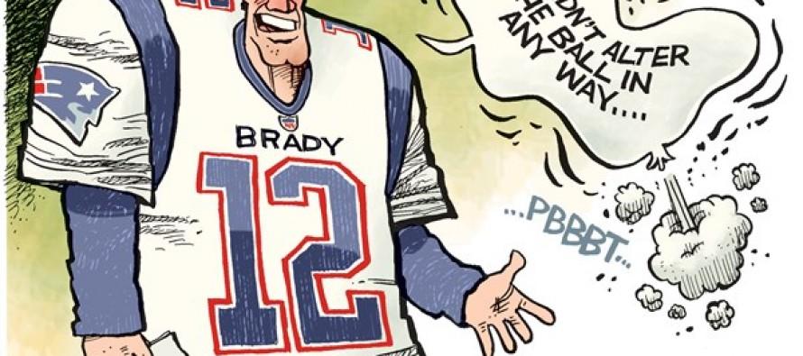 Tom Brady (Cartoon)