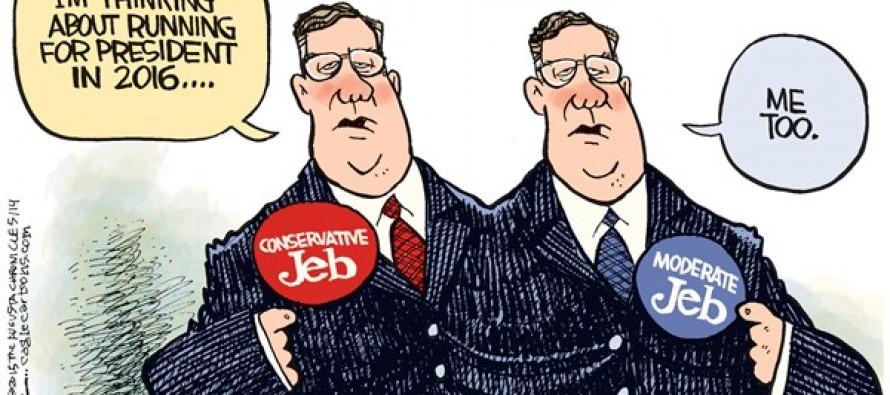 New Bush Twins (Cartoon)