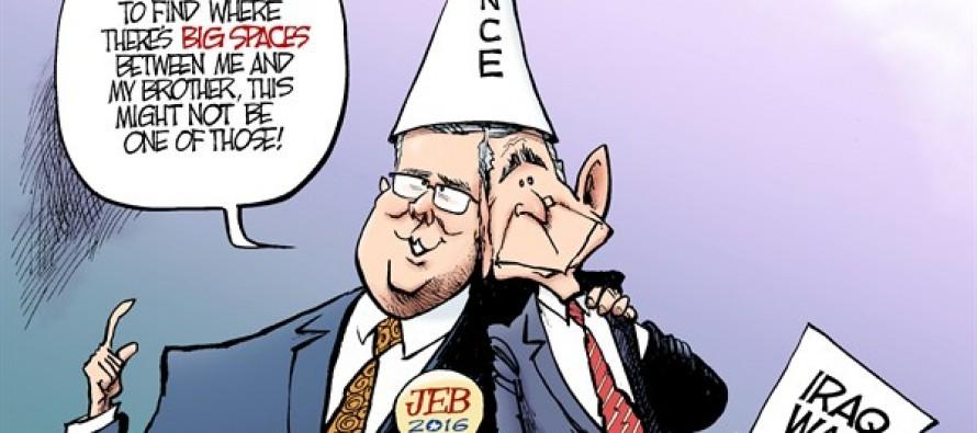 Bush Brothers (Cartoon)