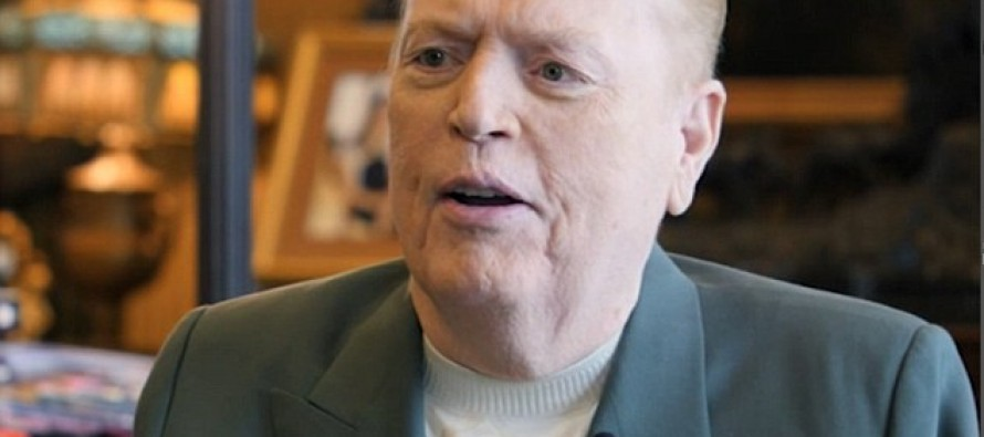 Hillary Clinton Receives Another Endorsement from the Sex Industry as Larry Flynt Backs Her Campaign