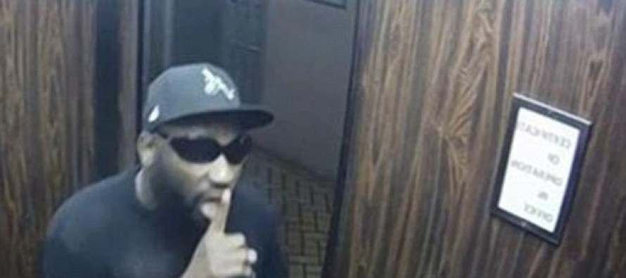 TERRIFYING: 77-Year-Old Woman Trapped in Elevator With a Knife-Wielding Robber
