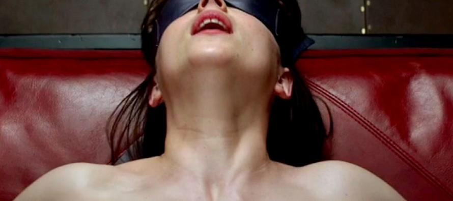 DISGRACEFUL: Teacher allows high school students watch '50 shades' in class