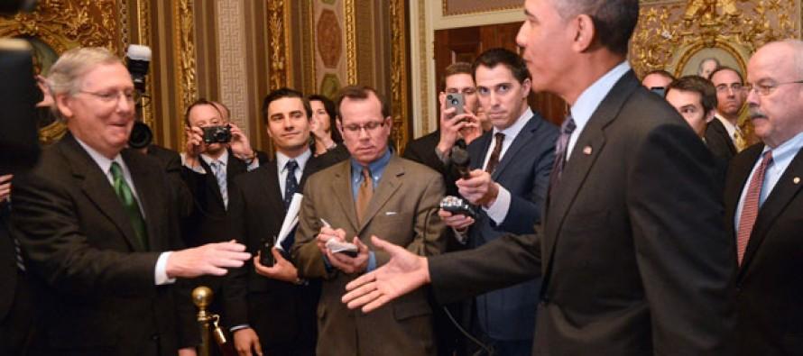 Conservatives Would Be Better Off If Harry Reid Still Ran The Senate