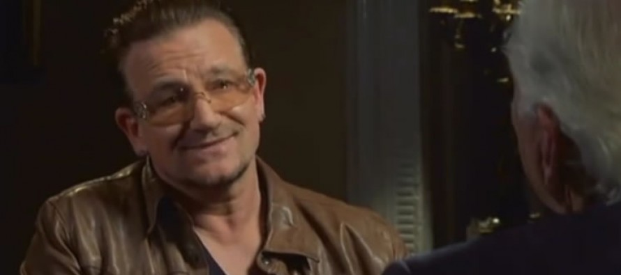 This Reporter Asked Bono About Jesus And He Probably Didn't Expect This Answer