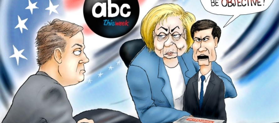 Stephanopoulos (Cartoon)